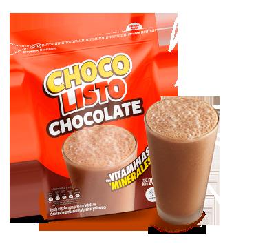Chocolisto chocolate