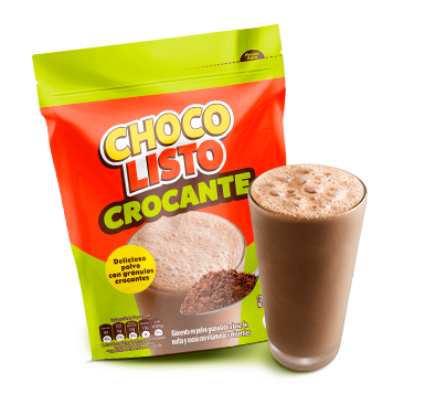 Chocolatisto crocante